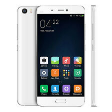 "Xiaomi Mi5 5.15"" Full HD 64GB Dual Sim White Unlocked Smartphone UU"