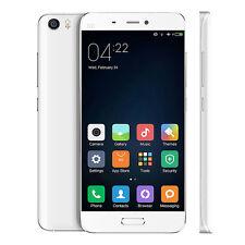 "Xiaomi Mi5 5.15"" Full HD 64GB Dual Sim White Unlocked Smartphone UU"