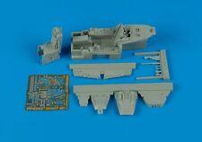 Aires 4353 - 1:48 A-10 Thunderbolt II Cockpit Set für Hobby-Boss-Bausatz - Neu