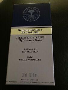 Neal's Yard Rehydrating Rose Facial Oil 30ml