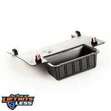 Rugged Ridge 17235.54 Lower Console Switch Panel for 2007-18 Jeep Wrangler (JK)