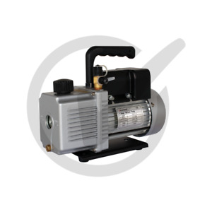 VACUUM PUMP 2.5 CFM 2-STAGE 1/3HP 150 MICRONS 85LT/HR 3440RPM 7.8KGS MULTIPOWER