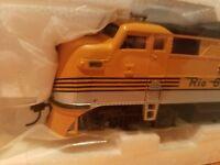 Bachmann Item NO.11703 HO Rio Grande Diesel Locomotive  (FT A-UNIT D&RG)