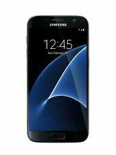 New listing New Black Verizon Gsm Unlocked 32Gb Samsung S7 Sm-G930V Phone Kl59