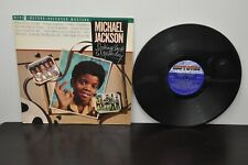Michael Jackson Looking Back to Yesterday 1986 LP 5384ml Motown VG+