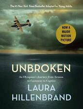 Unbroken : An Olympian's Journey from Airman to Castaway to Captive by Laura Hi…