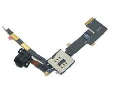 iPad 2 3G Version Headphone Jack Audio Jack Flex Cable & Sim Card Reader