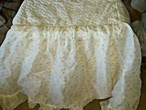 Vintage Bassinet Skirt