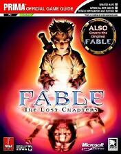 Prima Official Game Guides: Fable: the Lost Chapters by Kenneth Miller (2005,...