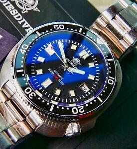Addiesdive 6105 Captain Willard Dive Watch
