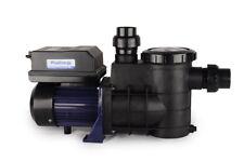 Bomba depuradora solar para piscina PlusEnergy 550w 60v 15000L/Dia