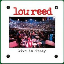 Lou Reed - Live in Italy [New CD] Holland - Import