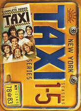 Taxi: The Complete Series (DVD, 2014, 17-Disc Set)-17811-324-004