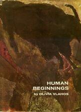 Human Beginnings Evolution Anthropology Paleontology Neolithic Paleolithic RARE
