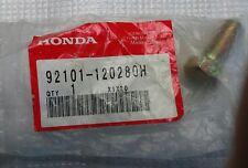 NOS OEM Honda Hex Bolt 12X28 1980 ATC200 92101-120280H