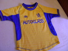 Chelsea London Shirt jersey Umbro 116-122 cm 6/7 yrs vintage