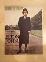 Partition - Elton John - Song For Guy - Bon Etat