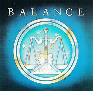 BALANCE Balance EU Press Portrait 46944 2 1981 CD