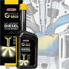 Wynns Formula G Gold Car Van Diesel Fuel Engine Injector Smoke Treatment 500ml.Y