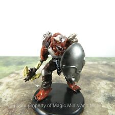 Monster Menagerie III ~ DRAGONBORN FIGHTER #20b Icons of the Realms 3 D&D mini