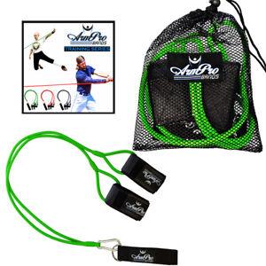 ArmPro Bands Resistance Training Tool for Baseball and Softball Green (Beginner)