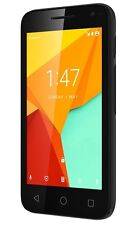 Vodafone Smart Mini 7 Pay As You Go Handset Smartphone - Black