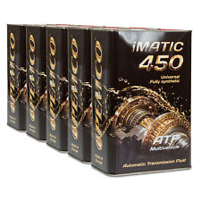 20 (5x4) Liter PEMCO iMATIC 450 ATF JWS Multivehicle Automatikgetriebeöl