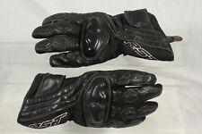 RST Motorbike Gloves Hipora Size Large Model 1885 Motorcycle Biker