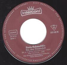 BORIS RUBASCHKIN -: Odessa Casatschok  + Ras dwa casatschok - Intercord Vinyl
