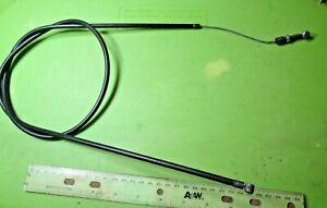 Montesa Cappra 360 VB Clutch Cable # 26 p/n 7363.037 NOS 66M 1976-1977