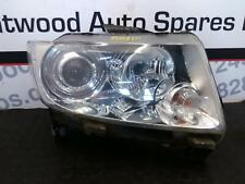 Jeep Compass 2012 MK49 OS Driver Side Headlight,