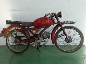 Moto Guzzi Cardellino 73