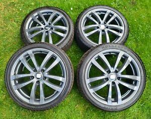 "Refurbished Seat Leon Cupra MK2 Alloy Wheels   18"" 5x112 7.5J ET51 57.1"