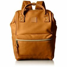 Anello Japan Synthetic Leather Backpack Large AT-B1211 Camel Beige Japan
