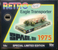 """Sixteen 12 Space 1999 Eagle Transporter """"Special Edition"""" - EGT-14"""