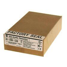 New Sealed 2015 Allen Bradley 20-HIM-C3S /C PowerFlex Remote Full Numeric LCD