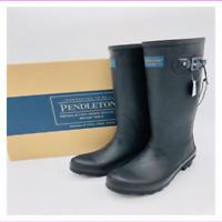 Pendleton Matte Classic Rubber Rain Boots Women's