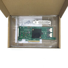 New LSI SAS 9207-8i Storage controller 8 Channel - SATA 6Gb/s / SAS LSI00301