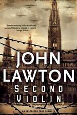 Second Violin : An Inspector Troy Thriller by John Lawton