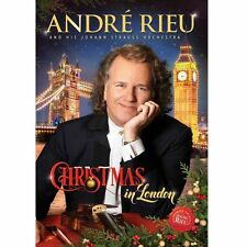 ANDRE RIEU 'CHRISTMAS IN LONDON' DVD (2016)