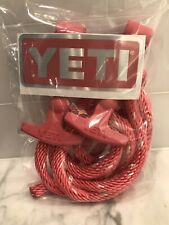 New Yeti *Pink* Latches Ropes Sticker Yeti Flagship Store Latches Fit Roadie Too