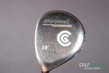 Cleveland LAUNCHER TI Fairway Wood 19° Stiff LH Graphite Golf Club #232