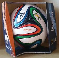 Adidas Matchball Brazuca WM 2014 Soccer Ballon Football Footgolf Voetbal Pallone