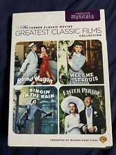 Tcm Am Musicals (The Band Wagon / Singin In Rain Meet Me In St Louis Easter Dvd