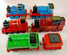 6 x Thomas Tank Engine Learning Curve Die-Cast Trains - Bulk Lot