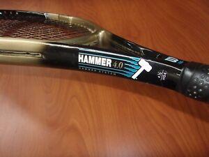 Wilson Hammer 4.0 Tennis Racquet Graphite 110 1/2 Strung
