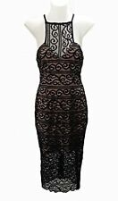 Knee-Length Lace Dry-clean Only Dresses for Women