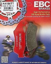 HONDA CRF 230 M (Supermoto) 2009-10 Front Disc Brake Pads EBC FA185TT