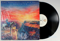 Marshall Tucker Band - Dedicated (1981) Vinyl LP • This Time I Believe