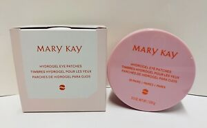 Mary Kay Hydrogel Eye Patches ~ 30 Pairs ~ NIB ~ EXP 3/23 ~ Ships FREE!